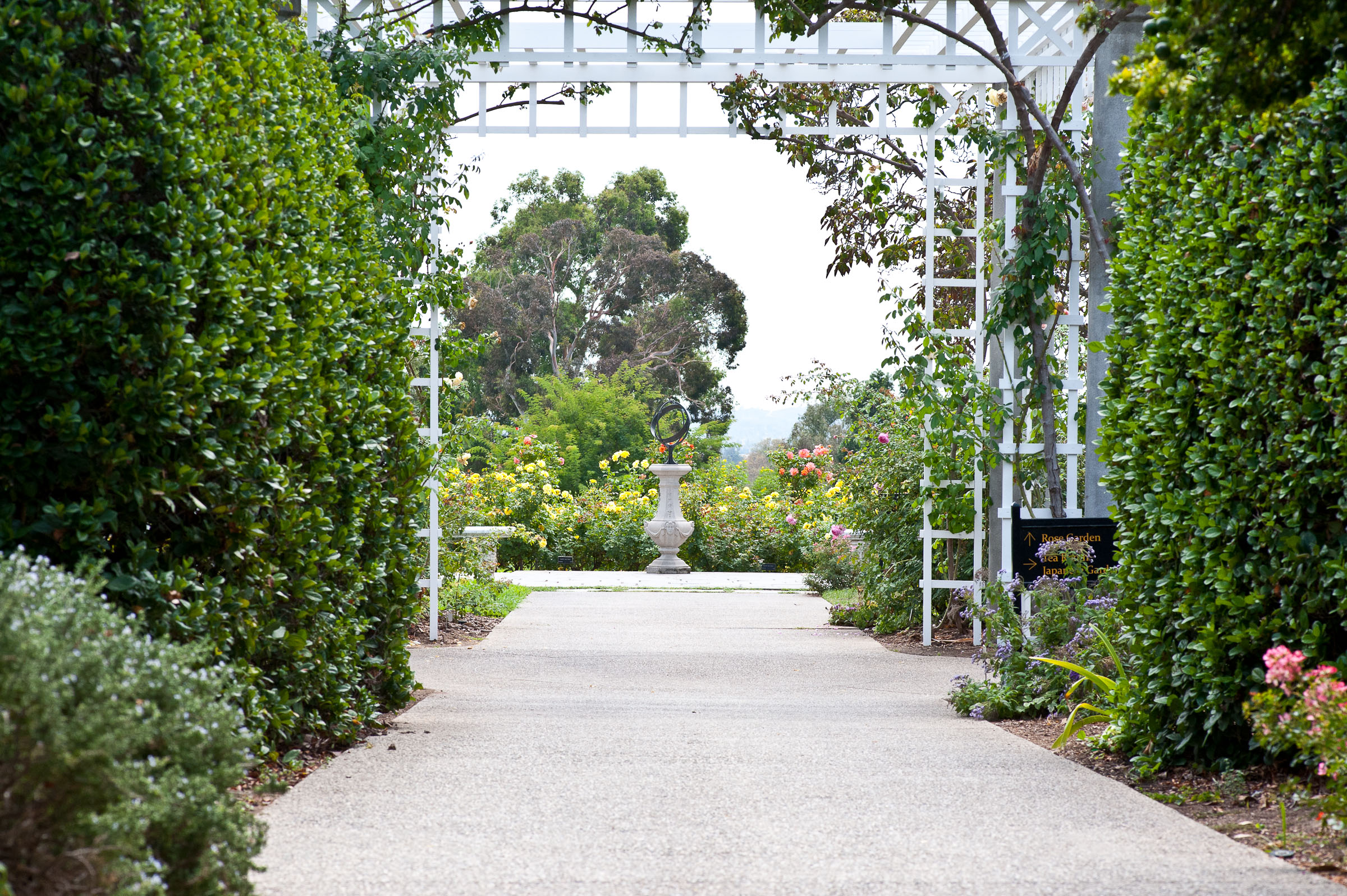 One of our favorite local botanical gardens!