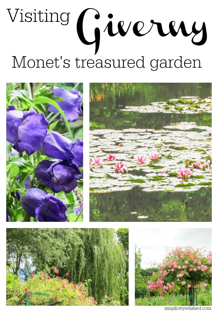Giverny is famously known as Monets beautiful garden-Learn more about what you will see at Giverny should you choose to visit