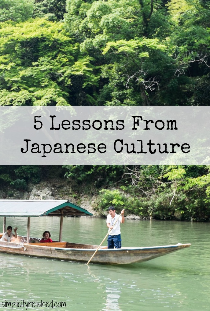 5 Lessons from Japanese Culture- what I learned from traveling in Japan