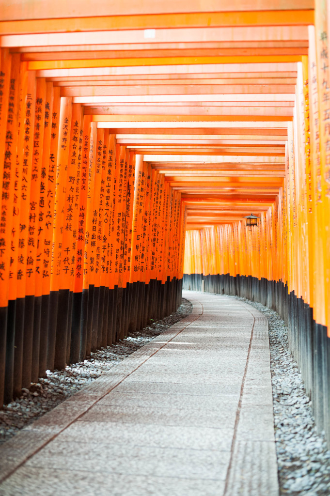 10 snapshots that will make you want to visit Japan- fushimi inari taisha