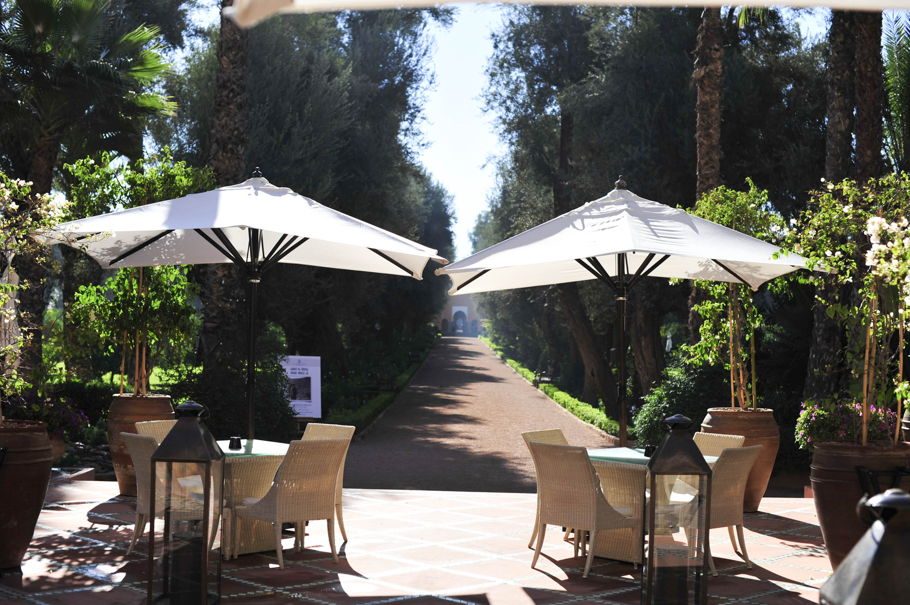 La Mamounia outdoors | Marrakech: a quick guide