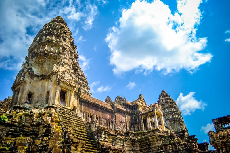 Next Stop: Cambodia (and my itinerary)