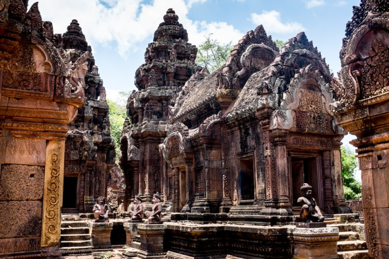 Cambodia: Travel Guide and Photo Diary