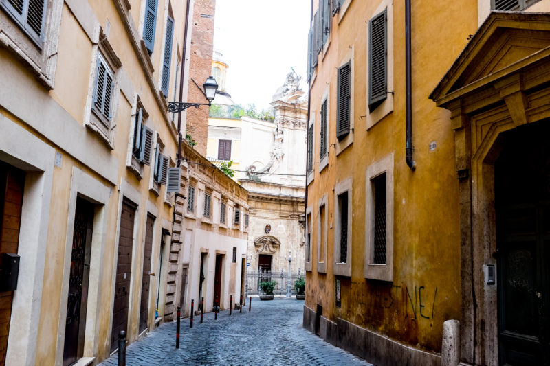 Rome off the beaten path: a wanderer's guide to the eternal city