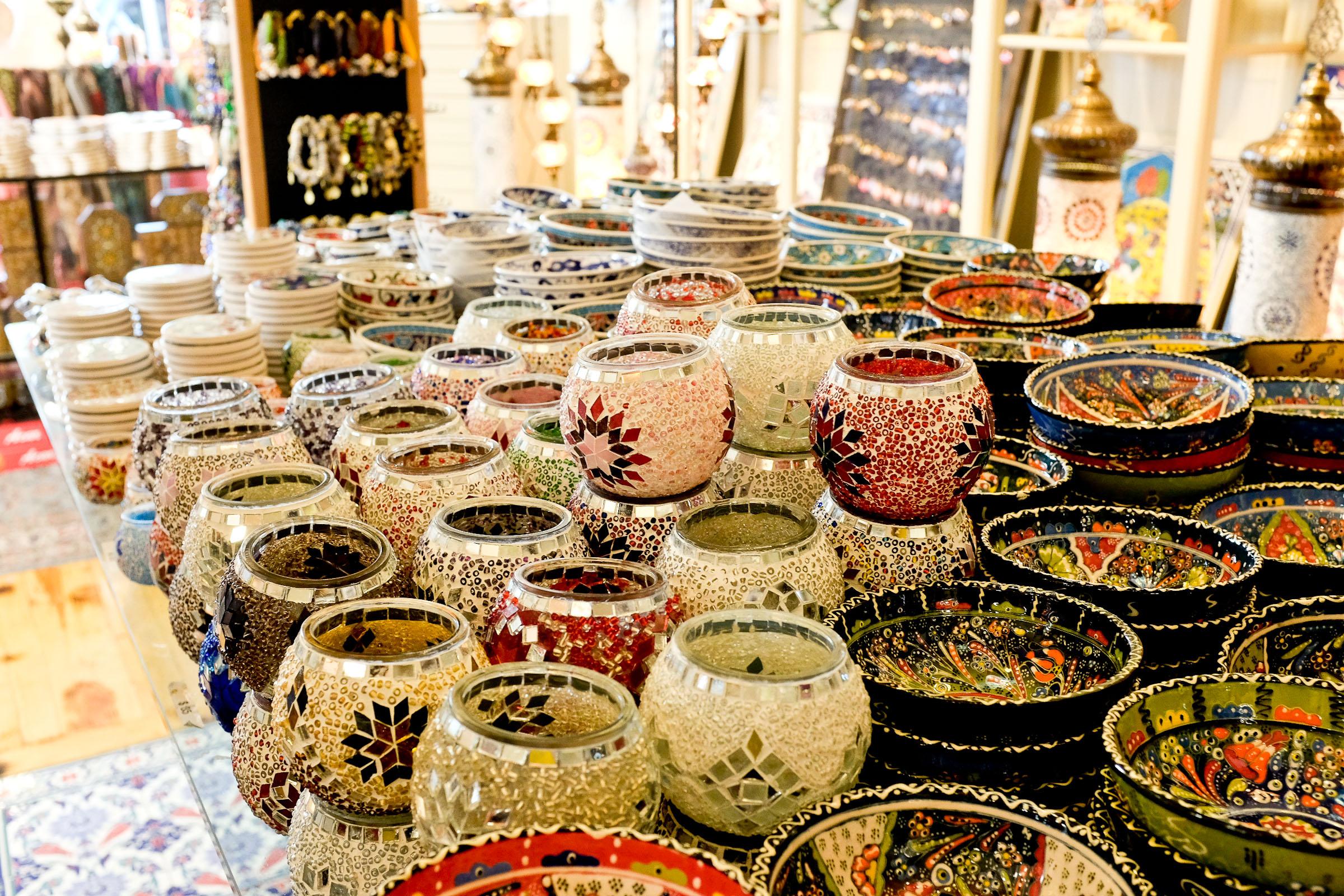 Gorgeous handicrafts from Turkey!
