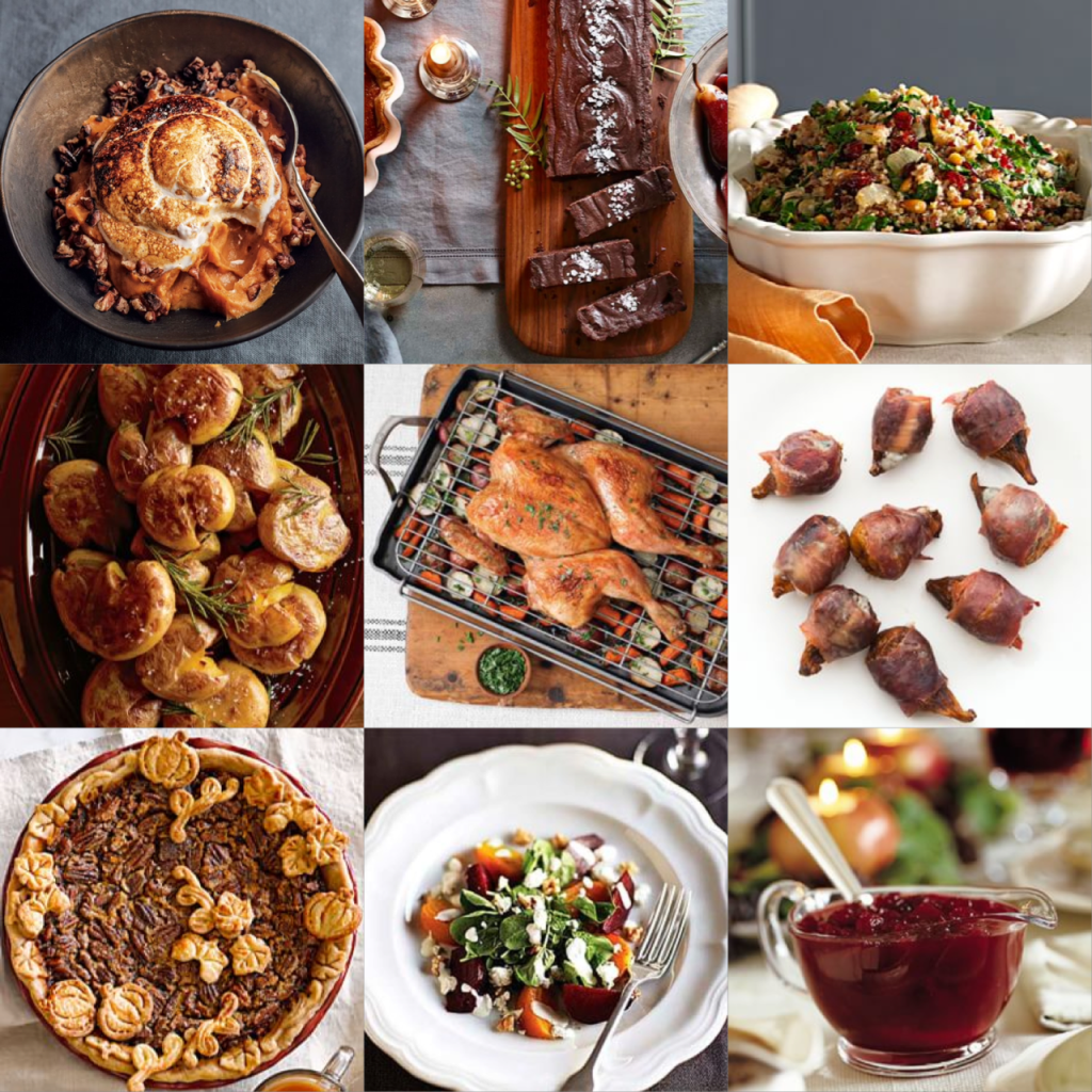 All images linked below and sourced from Williams-Sonoma.
