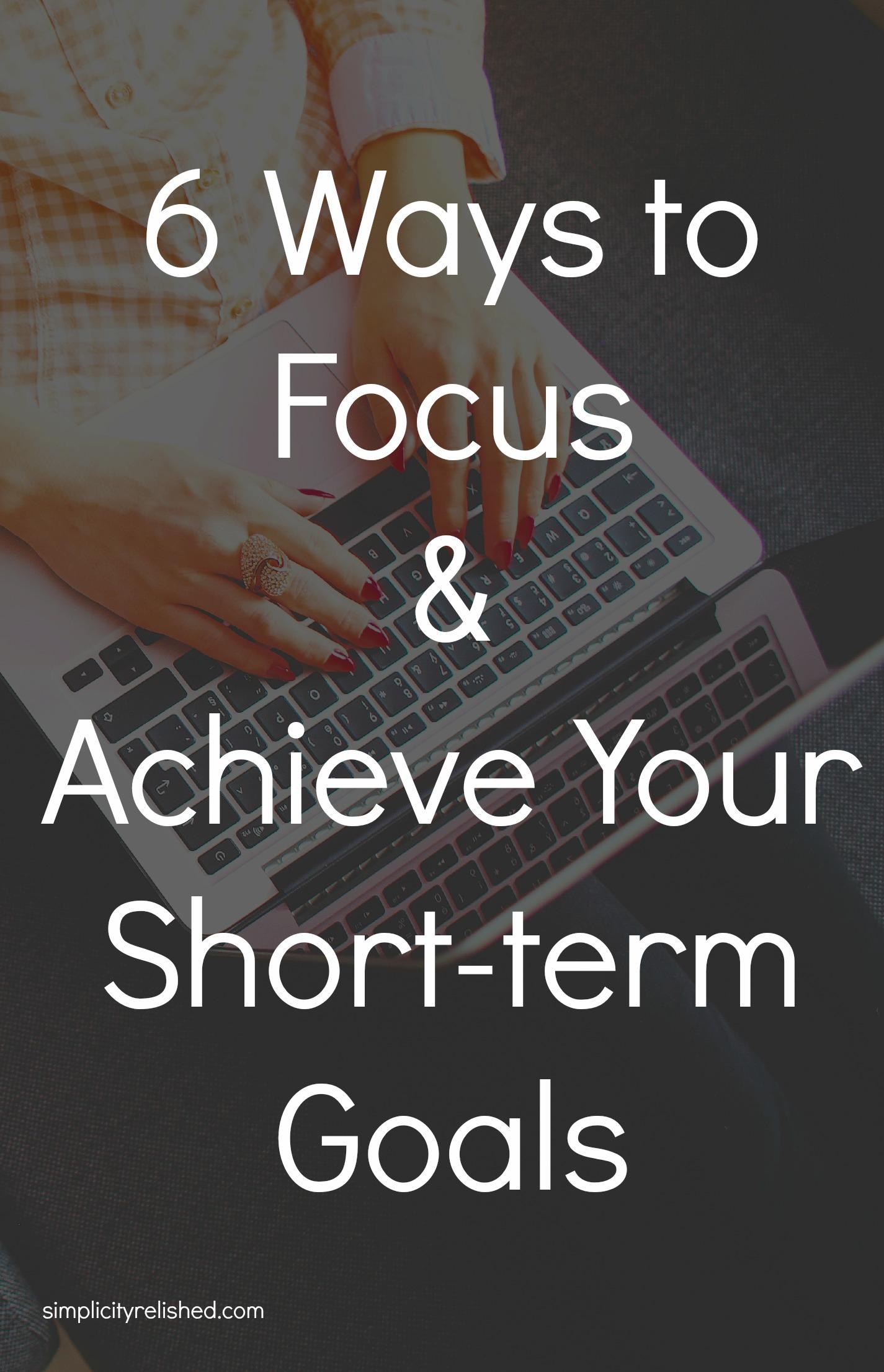 Focussed Or Focused