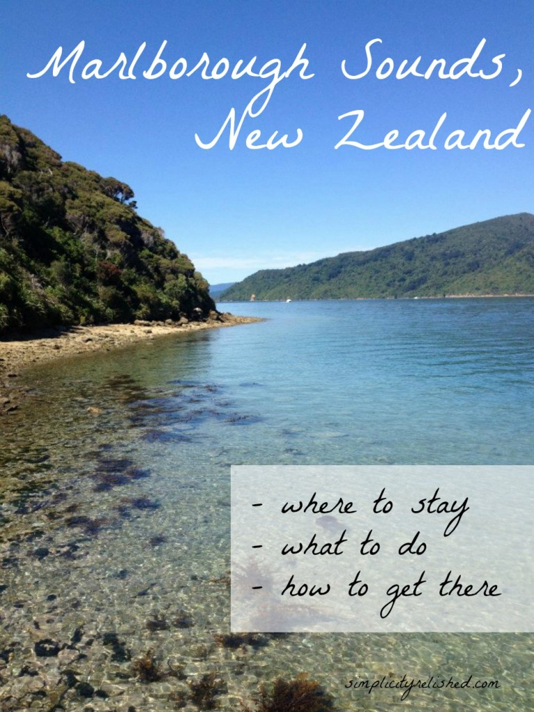 New Zealand Marlborough travel guide and tips