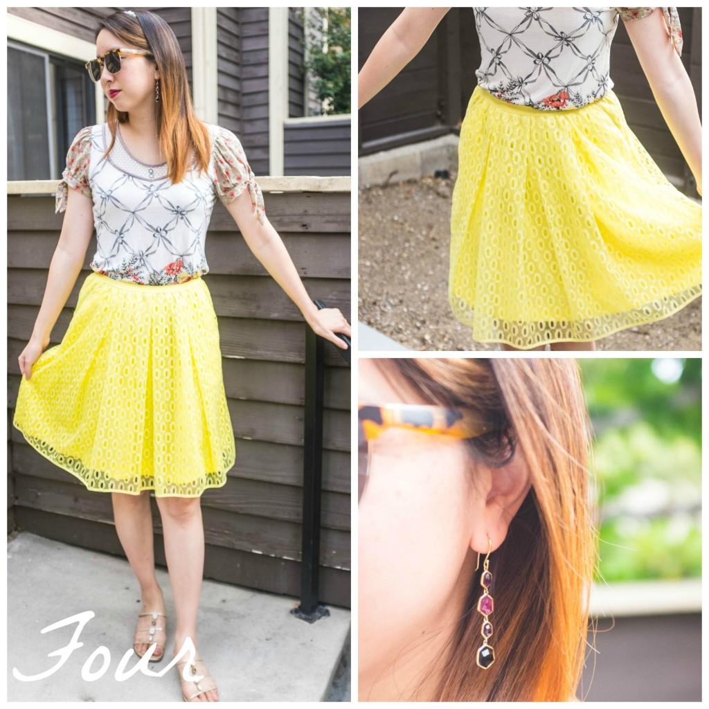 Summer Capsule Week 1 Outfit 4