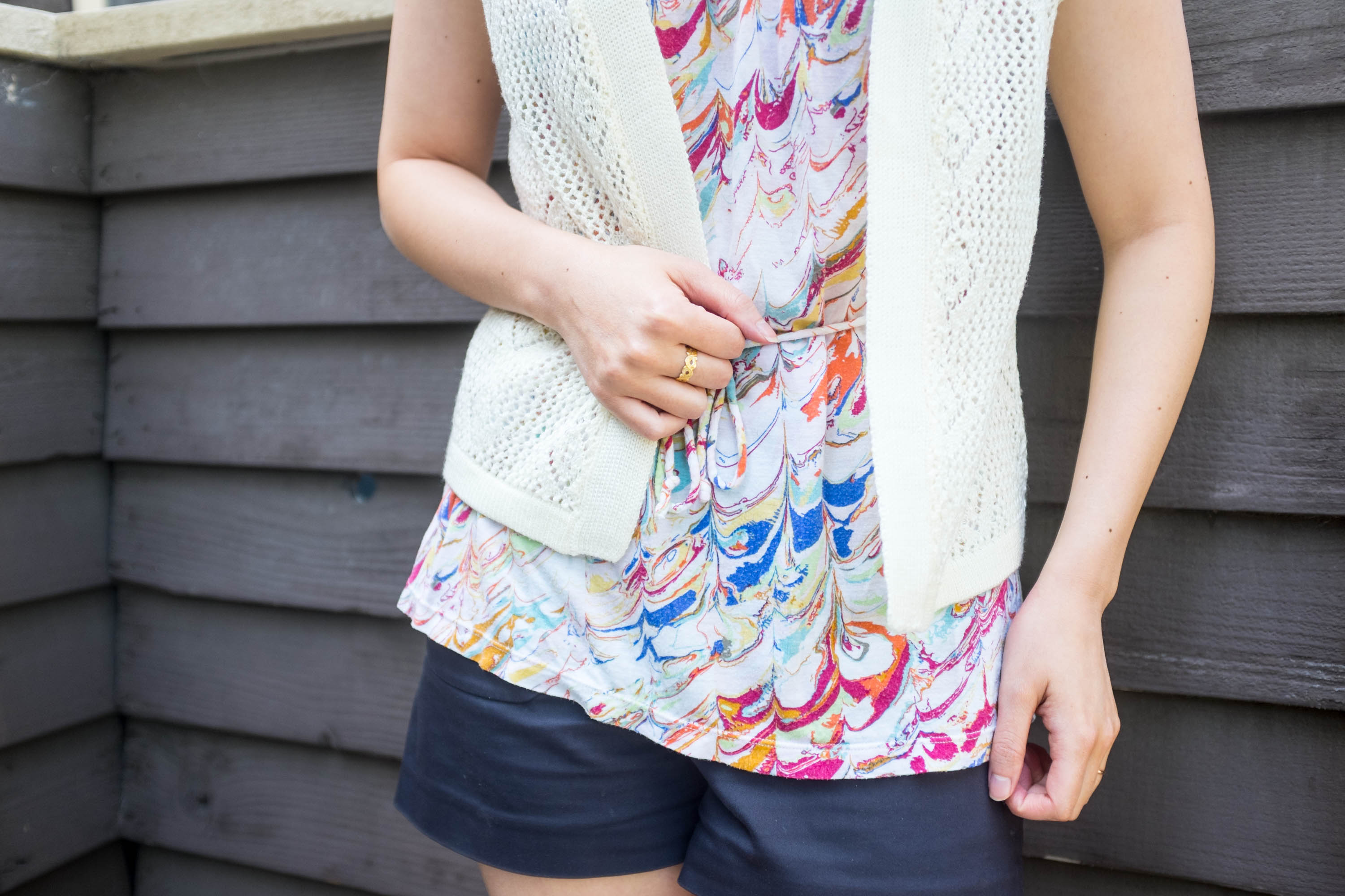 Weekly Capsule: 2 Outfits from my Summer Capsule Wardrobe