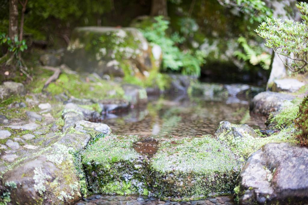 Silver Pavilion Creek, Kyoto