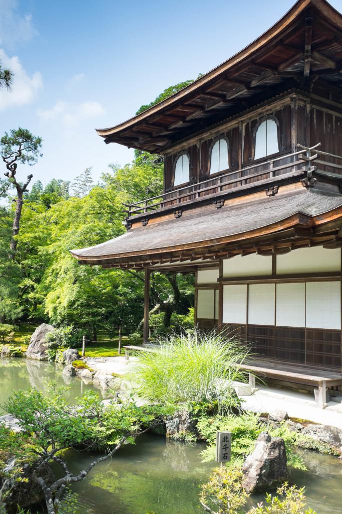Kinkakuji, Silver Pavilion, Kyoto