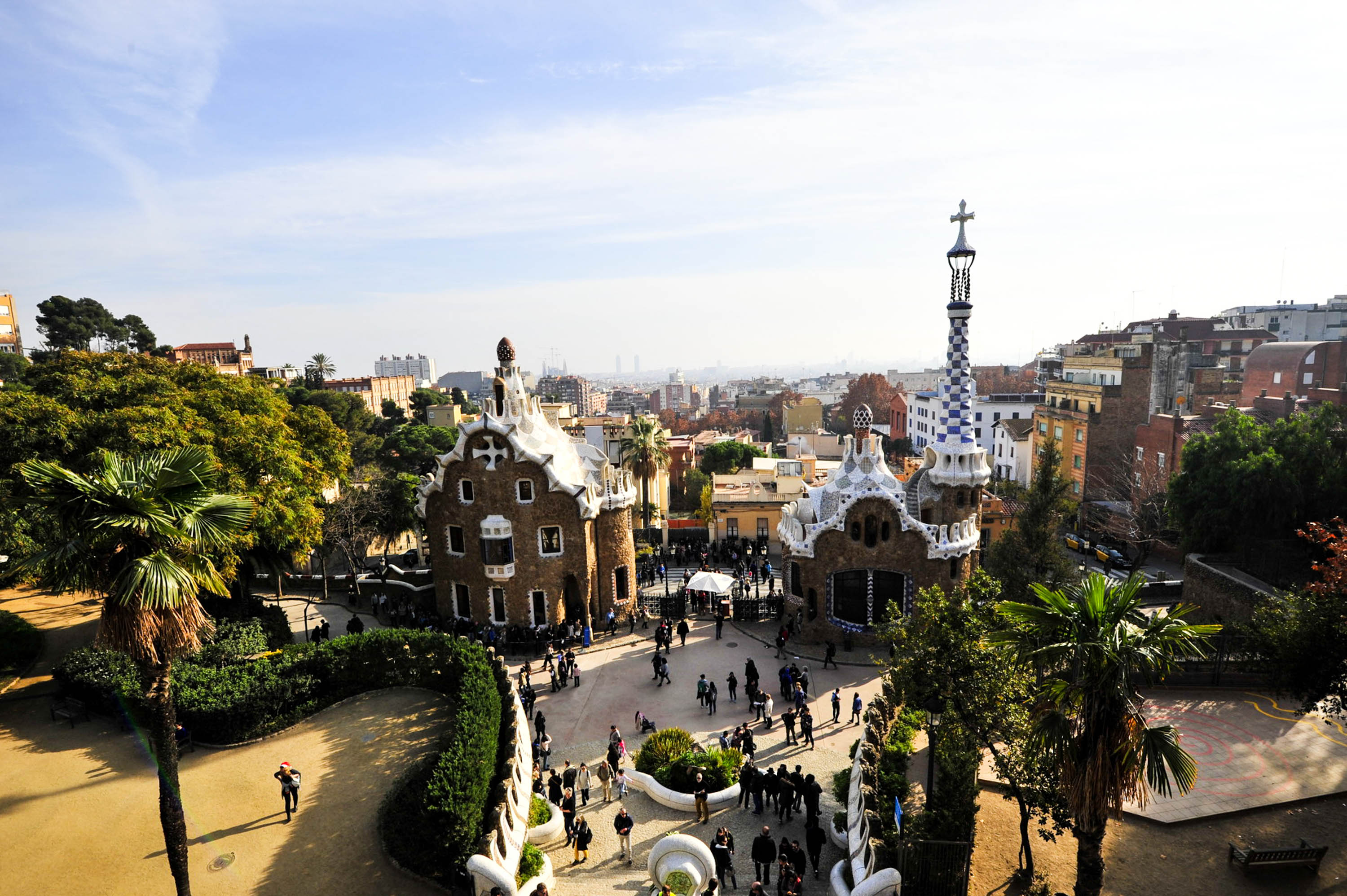 72 hours in Barcelona: Architectural Wonderland