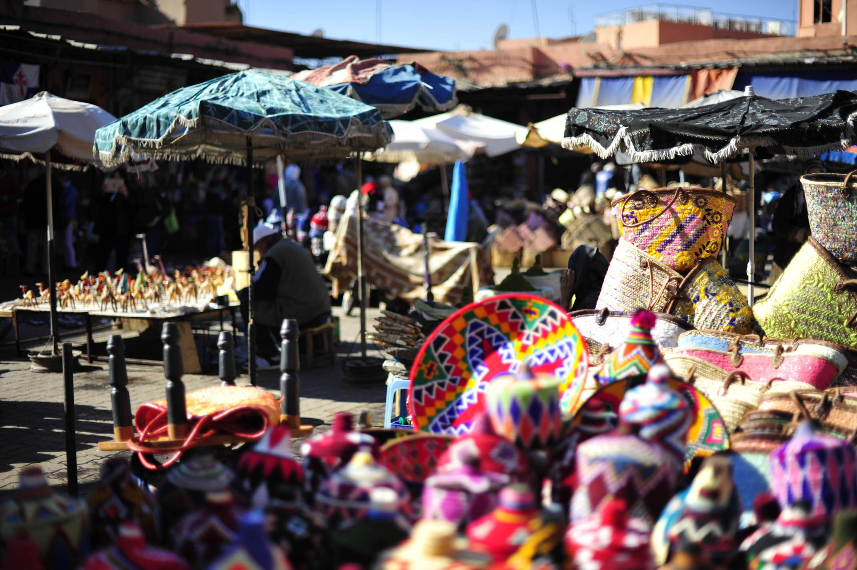 Open air market | Marrakech: a quick guide