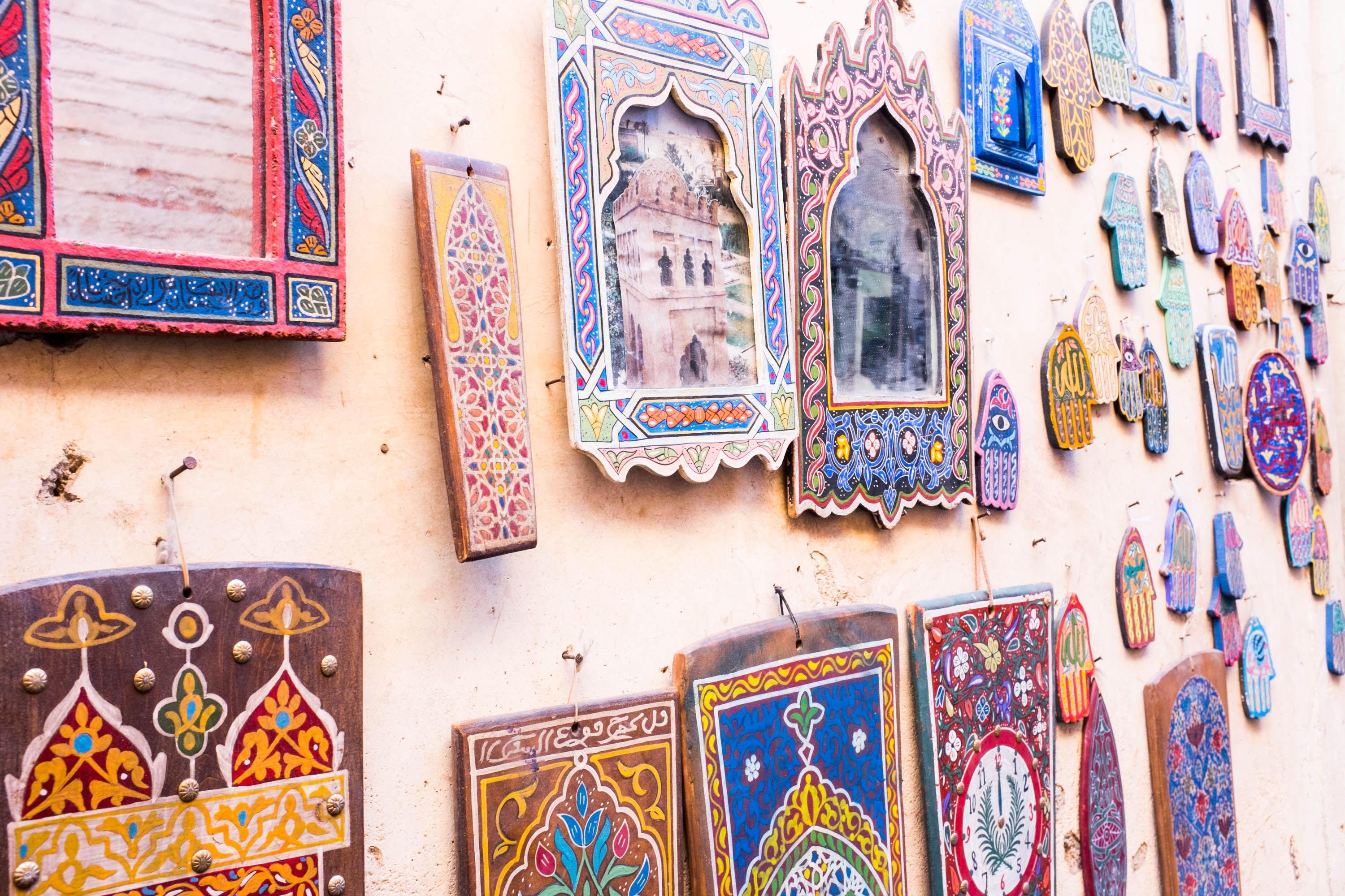 Marrakech, Morocco: souks and more