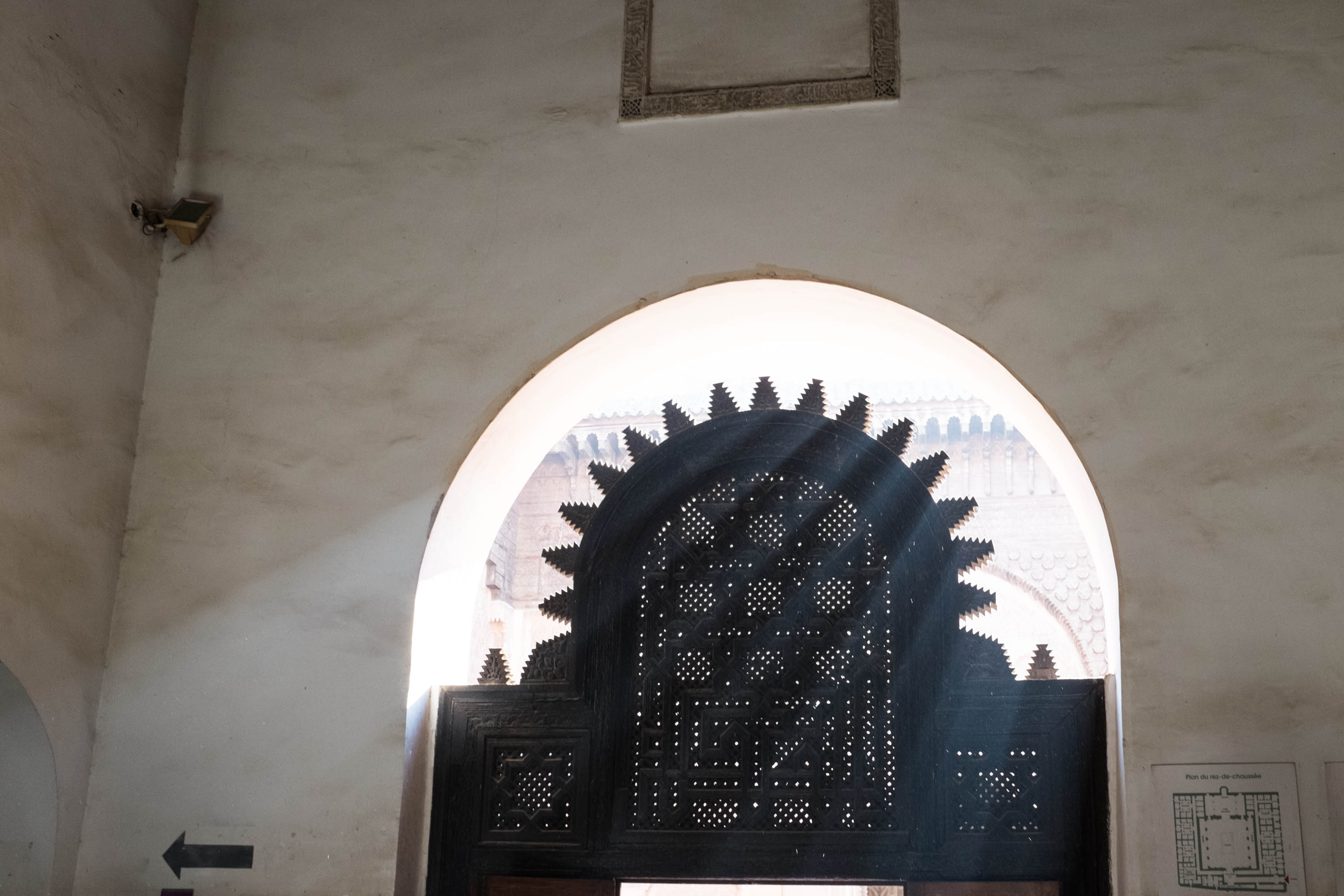 Gate at Ben Youssef | Marrakech: a quick guide