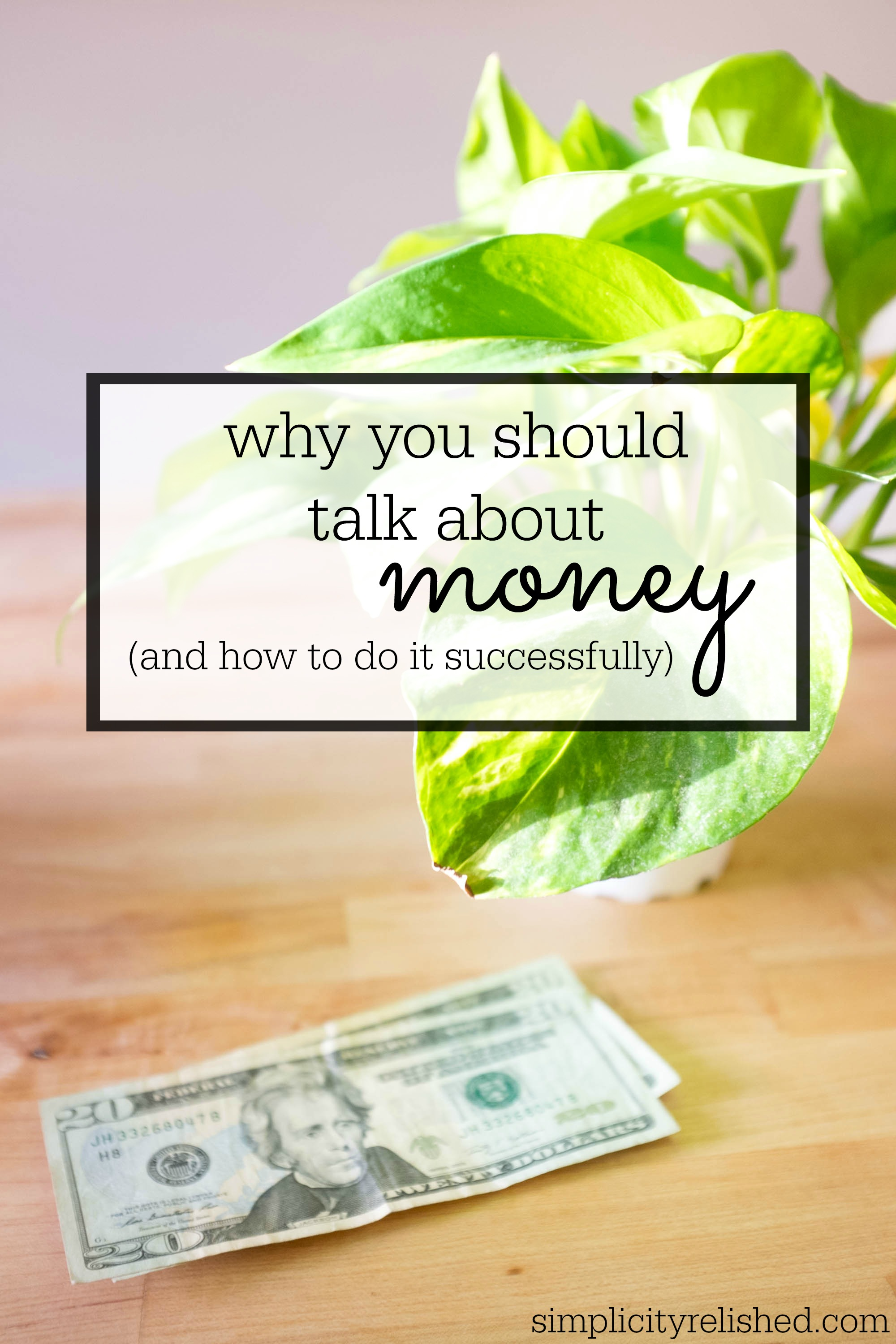 Why you should talk about money- and how to make your conversations successful