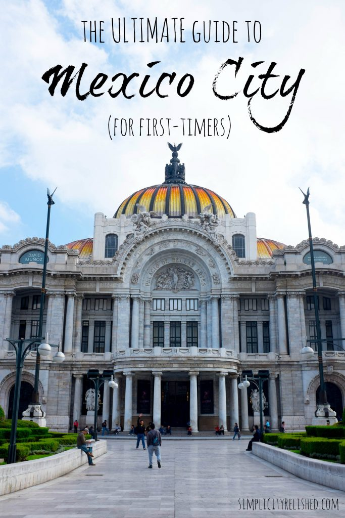 The ultimate guide to Mexico City- a stunning and vibrant place anyone can love. Tips on where to visit and what to do.