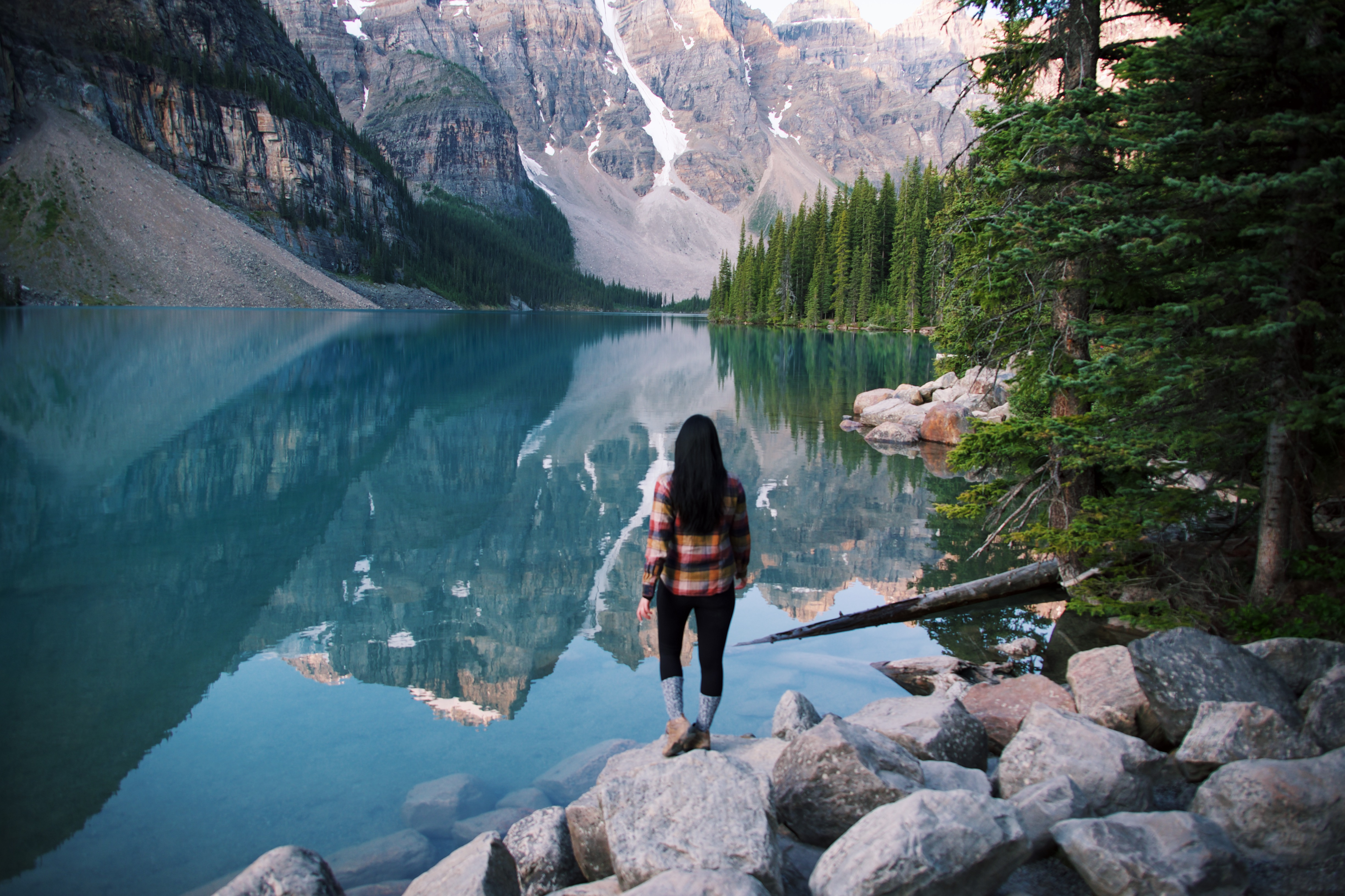 How to visit Banff National Park: Canadian Rockies Travel Guide & Map